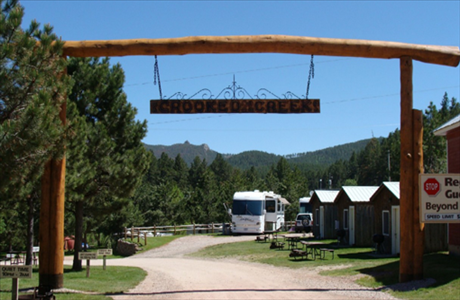 Crooked Creek Campground and Resort - Hill City SD