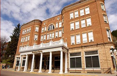Historic Franklin Hotel