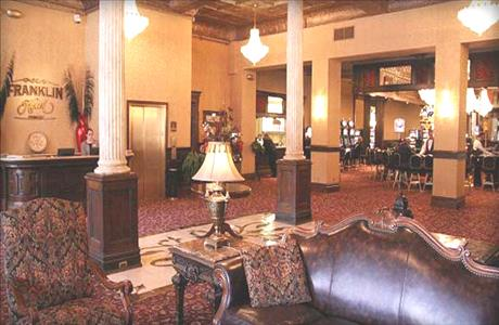 Historic Franklin Hotel Lobby - Deadwood SD