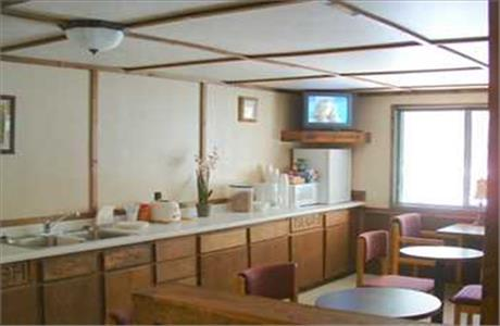 Black Hills Inn and Suites Continental Breakfast - Deadwood SD