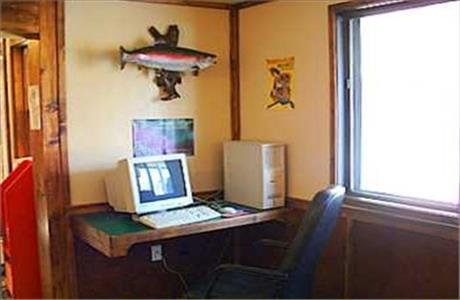 Black Hills Inn and Suites Computer Area - Deadwood SD