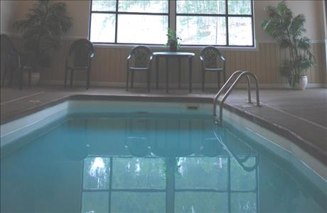 Black Hills Inn and Suites Pool - Deadwood SD