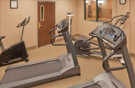 Holiday Inn Express Fitness Room - Deadwood SD