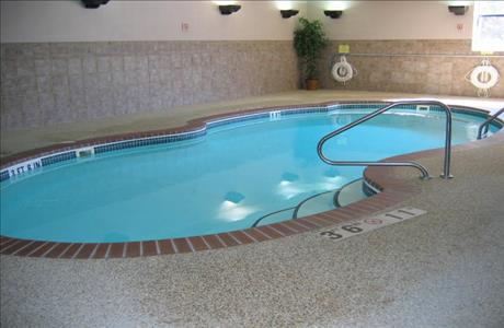 Holiday Inn Express Pool - Deadwood SD
