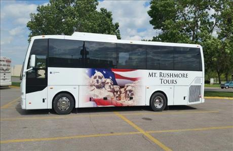 Mount Rushmore Tours / Stagecoach West