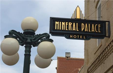 Mineral Palace Hotel and Casino - Deadwood SD