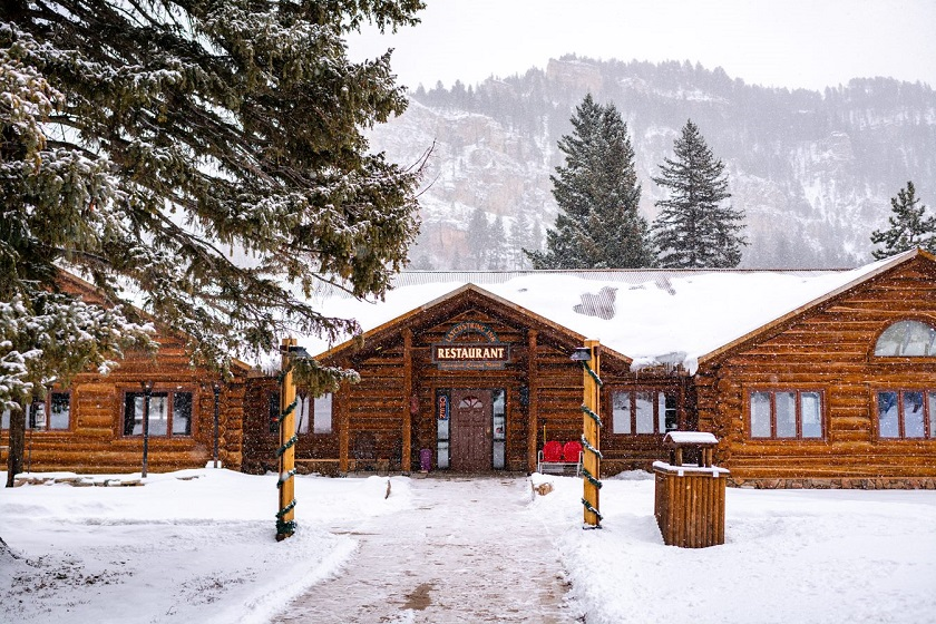 Spearfish Canyon Lodge-Lead, SD