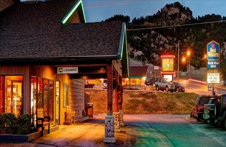 Best Western Black Hills Lodge - Spearfish, SD