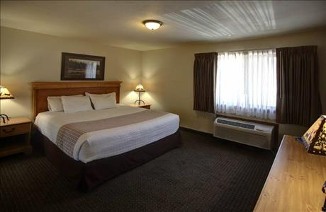 Best Western Black Hills Lodge King Room - Spearfish SD