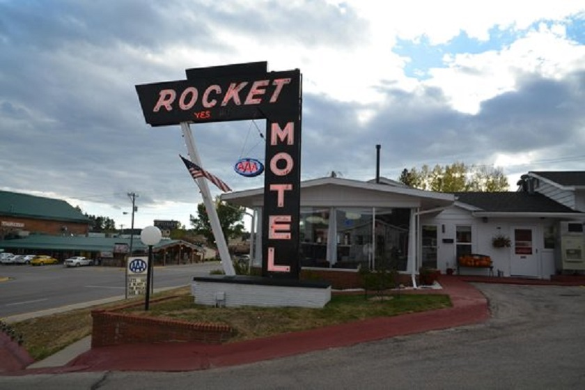 Rocket Motel - Custer SD