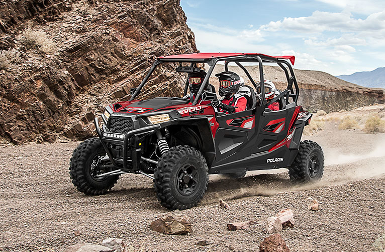 Polaris RZR Side by Side UTV