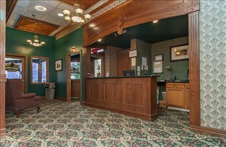 Hickoks Hotel and Casino Lobby Front Desk - Deadwood SD
