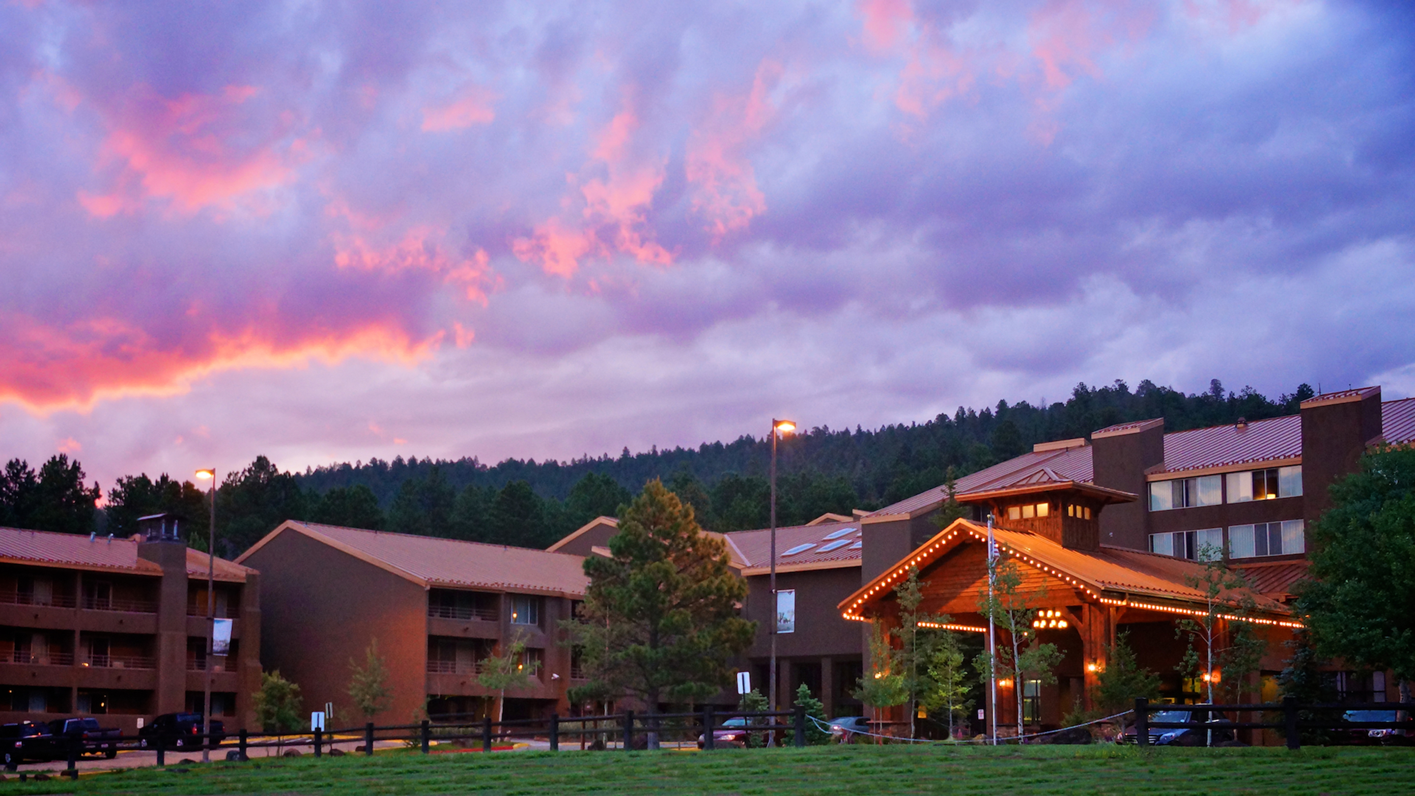 The Lodge of Angel Fire Resort