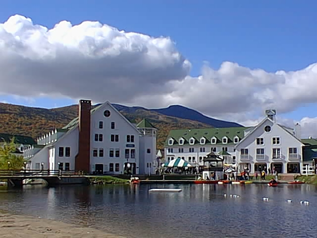 Town Square Complex on Corcoron Pond