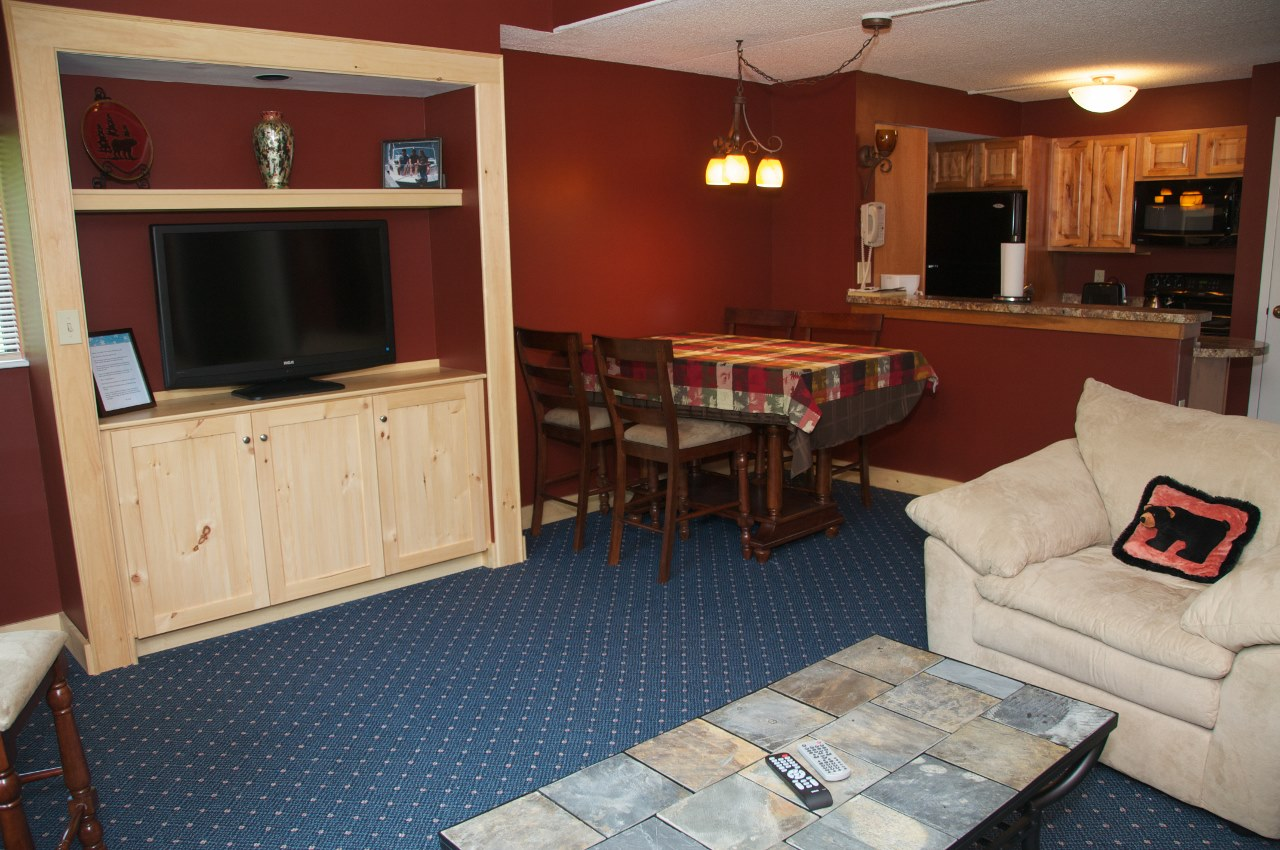 Deluxe Condo w/ Full Kitchen & Dining