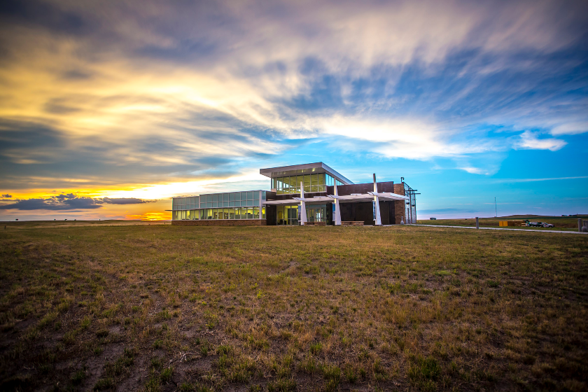 Minuteman National Historical Site Visitor Center