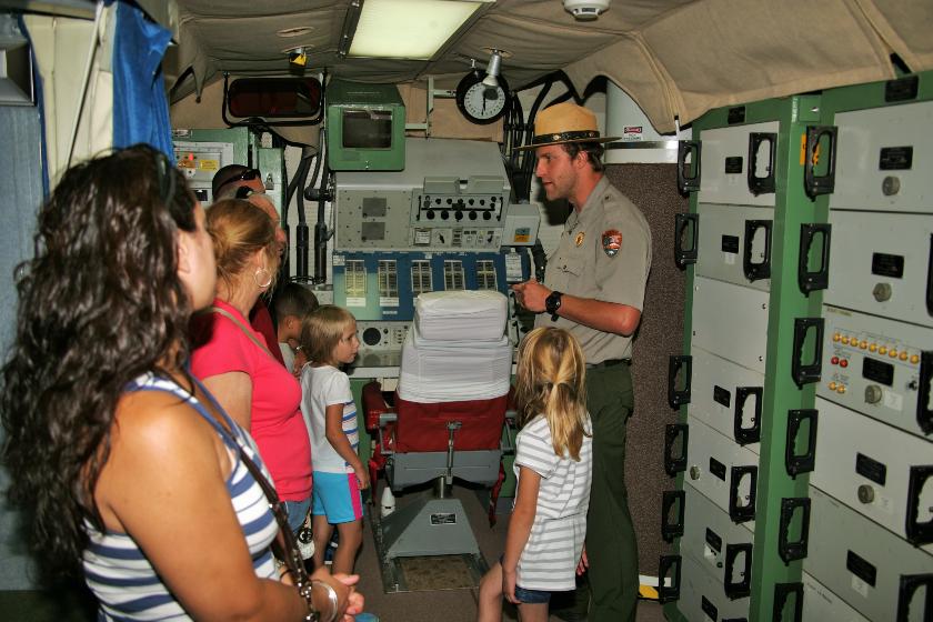 Minuteman Missile Delta-01 Ranger Tour