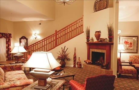 Grandstay Residential Suites Lobby - Rapid City SD