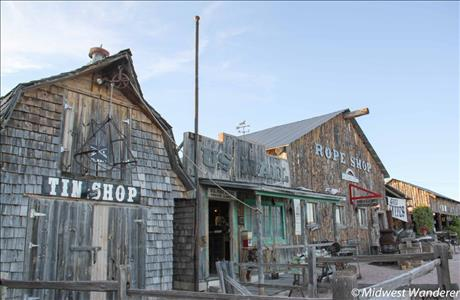 Fort Hays Old West Town & Dinner Show - Rapid City SD