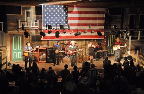 Fort Hays Chuckwagon Show - Rapid City SD