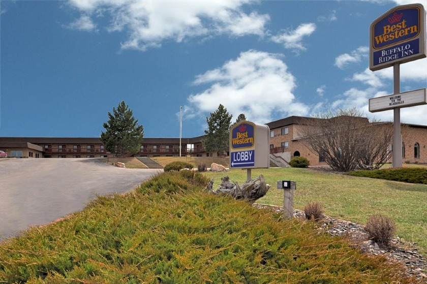 Best Western Buffalo Ridge Inn - Custer SD