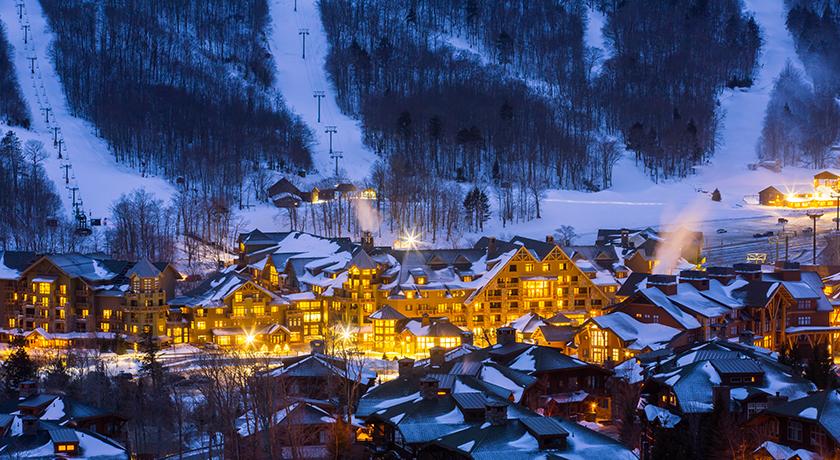 Stowe Mountain Lodge >> Saa Stowe Com The Lodge At Spruce Peak Ski In Ski Out