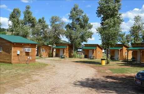 Days End Campground Camping Cabins - Sturgis SD