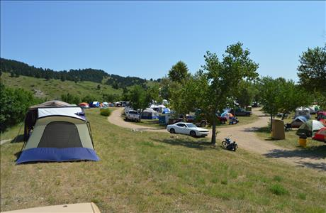 Days End Campground - Sturgis SD