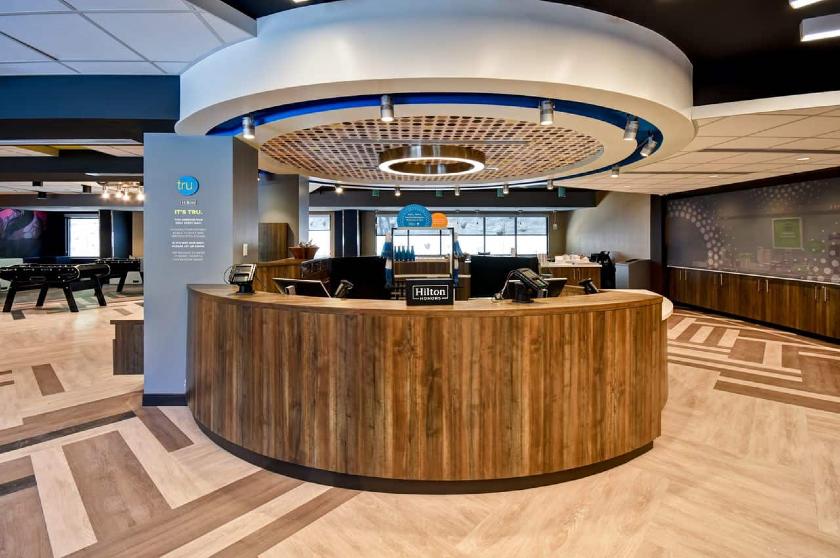 Front Desk |Tru by Hilton at Cadillac Jacks, Deadwood, SD