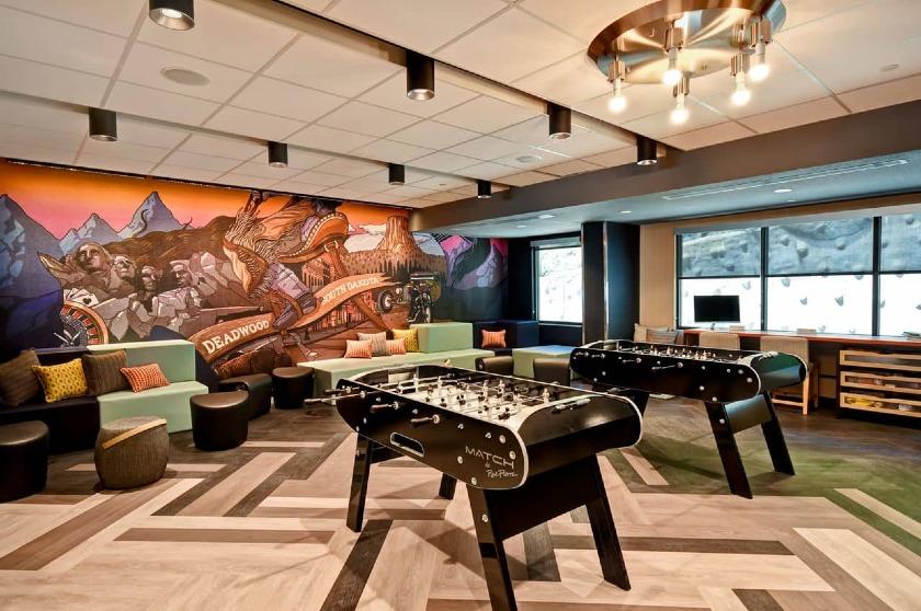 Game Zone |Tru by Hilton at Cadillac Jacks, Deadwood, SD
