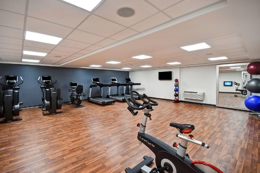 Fitness Center |Tru by Hilton at Cadillac Jacks, Deadwood, SD