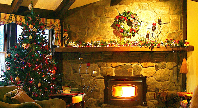 Christmas at West Hill House B&B