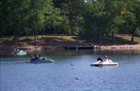 Canyon Lake Resort Paddleboats - Rapid City SD