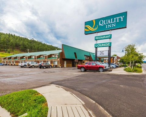 Quality Inn ~ Pagosa Springs