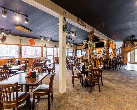 Restaurant & Saloon