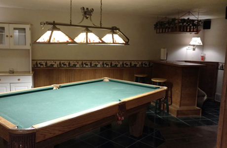 Case Home Game Room - Belle Fourche SD