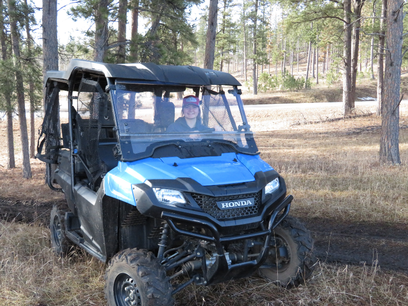 High Country Guest Ranch ATV Rentals - Hill City SD