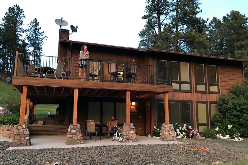 Big Horn Lodge, Custer SD