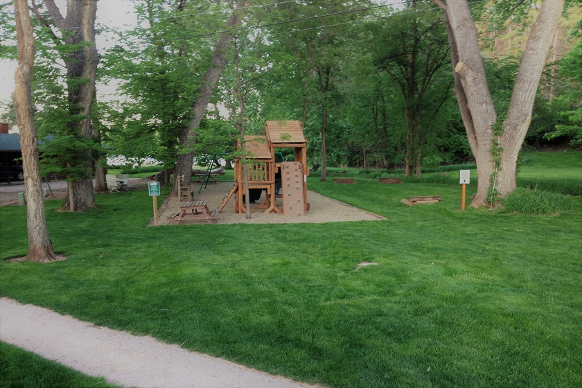 Playground at Lake Park