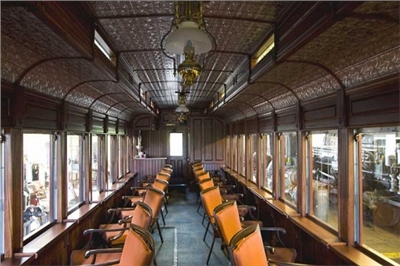 The First Class Parlor Car