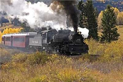 The Authentic Steam Train