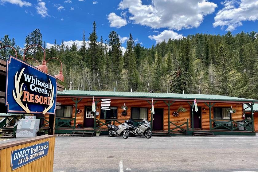 Whitetail Creek Resort  Lead SD