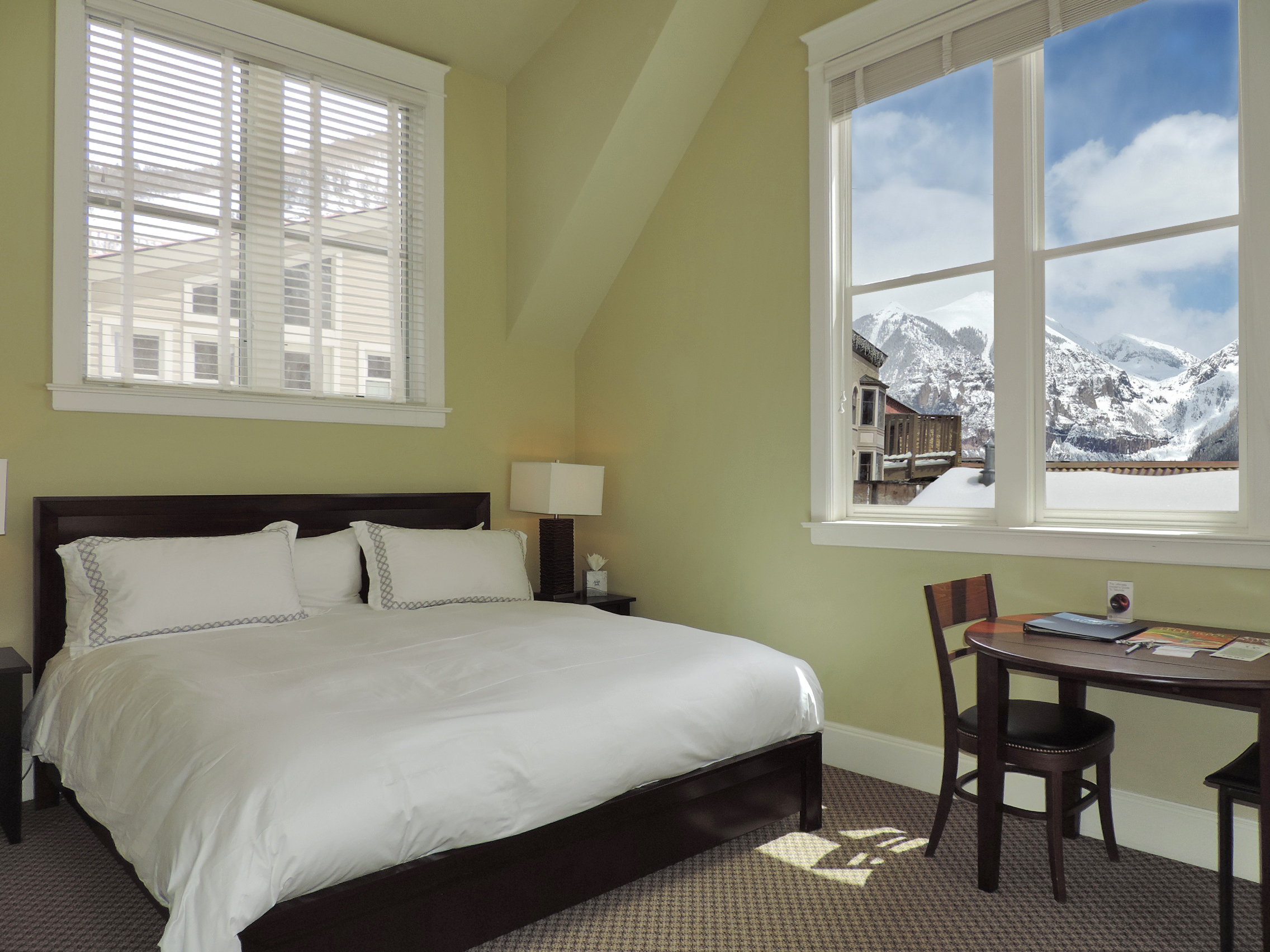 Montana Placer Inn - Room 4 - King Bed with Private Bath